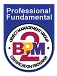 OMG Certified Expert in BPM - Fundamental Certification